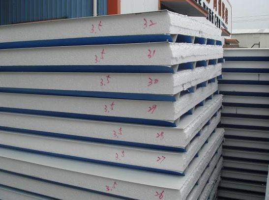 柳州岩棉彩钢板生产供应 优质彩钢板厂家直销