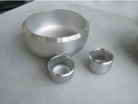 合金管帽定制-广浩管件供应不锈钢管帽