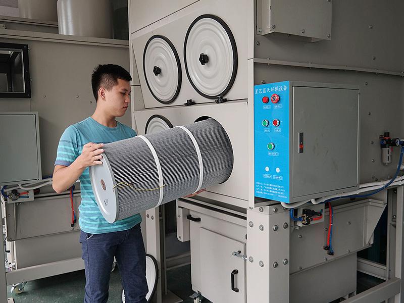 旋風除塵器廠家-大量供應節能除塵器