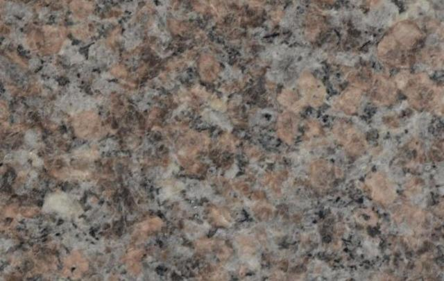 厂家供应荣成灰黄金麻紫晶钻各类品种花岗岩石材