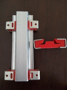 幾型輕鋼減震龍骨聲學裝修KTV酒吧音響影院墻體吊頂隔震器