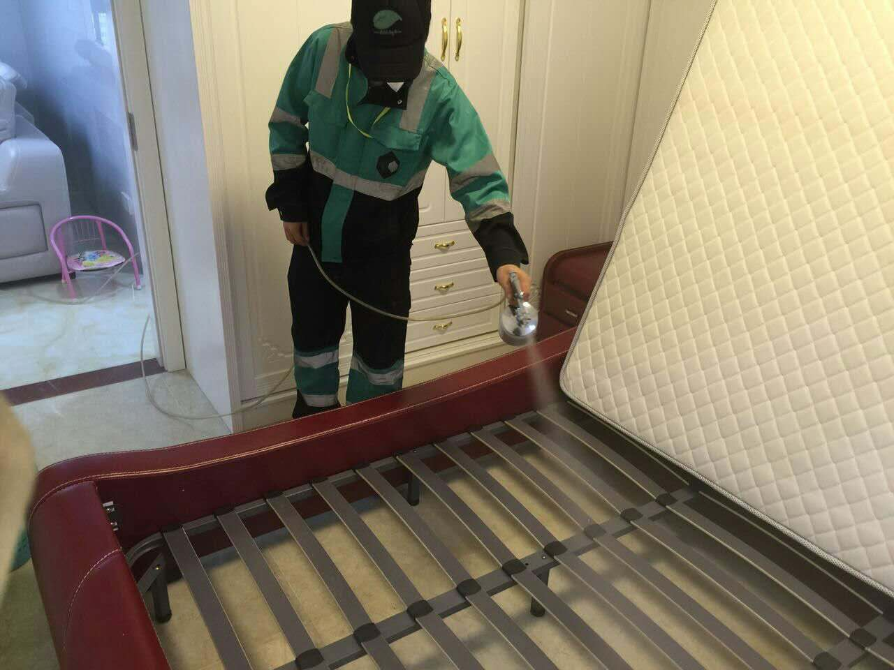 口碑装修除甲醛-哪里有提供服务好的琴台华府新房除甲醛治理