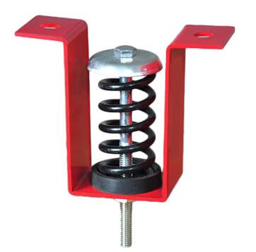 HV型吊式彈簧減震器風機中央空調吊裝設備用吊裝彈簧減震器