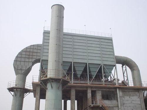 山西中频炉布袋除尘器-四川工业中频炉除尘器