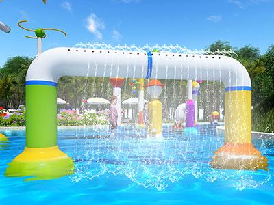 戏水小品有哪些 优良儿童戏水找旺美机构