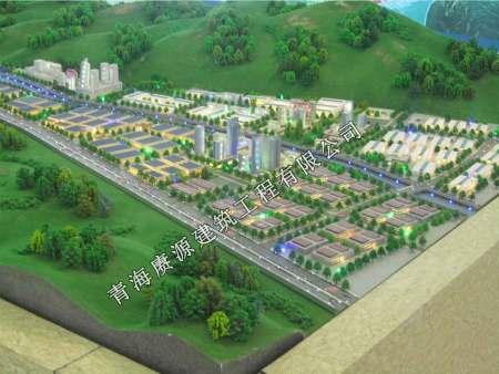 西寧沙盤模型中地形地貌的制作要求?