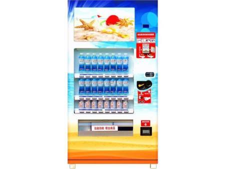 龙岩自动无人货柜饮料机多少钱