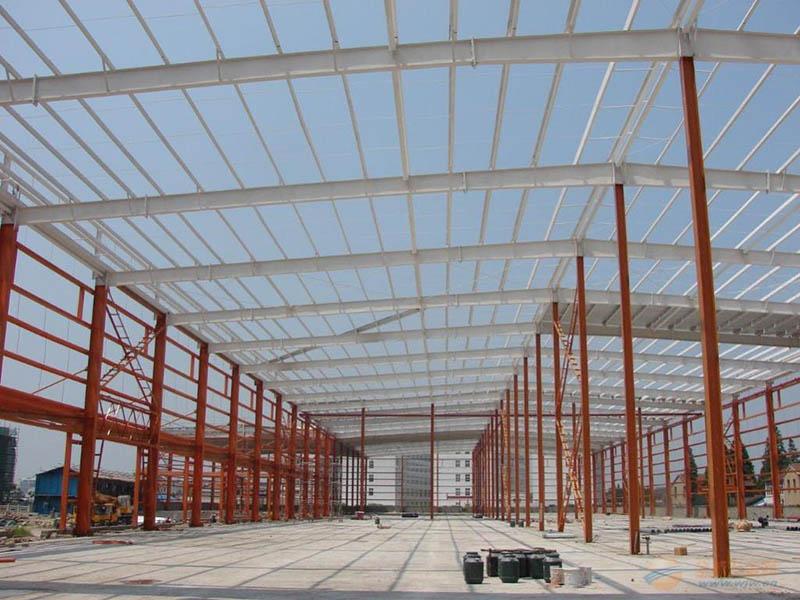 兰州一层二层三层k式房-兰州彩钢-兰州钢结构工程-圣奥彩钢