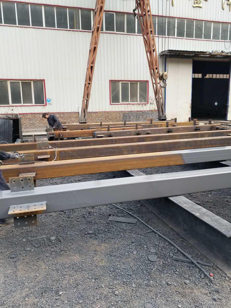 钢结构厂房-兰州钢结构工程