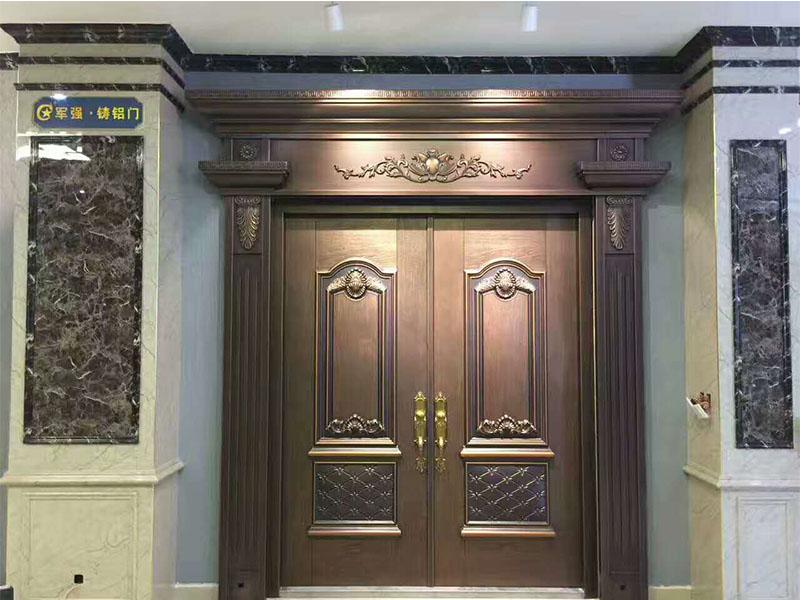 泉州铸铝门,厦门铸铝门哪里有,晋江铸铝门安装
