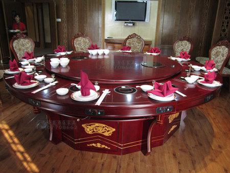广西电动餐桌