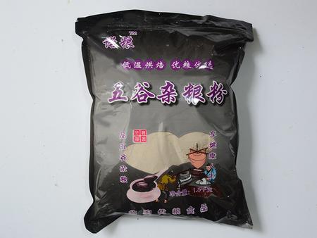现磨豆浆熟原料厂家(现磨五谷豆浆原料供应商)优粮坊