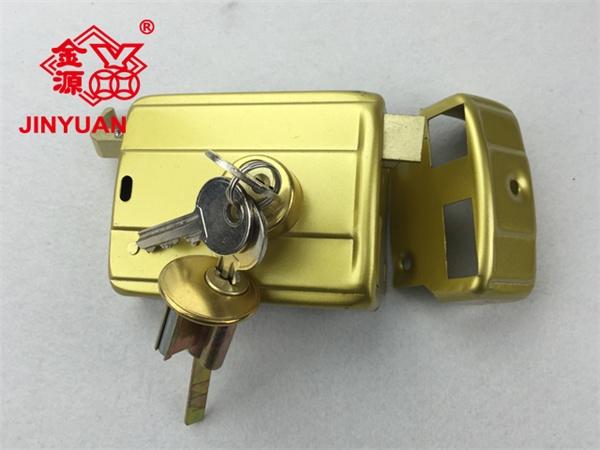 防盜門鎖-好用的556金色門鎖廠家