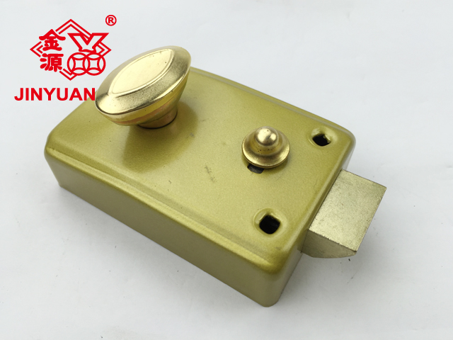 门锁口碑好 广东哪里有供应性价比高的708金色门锁02