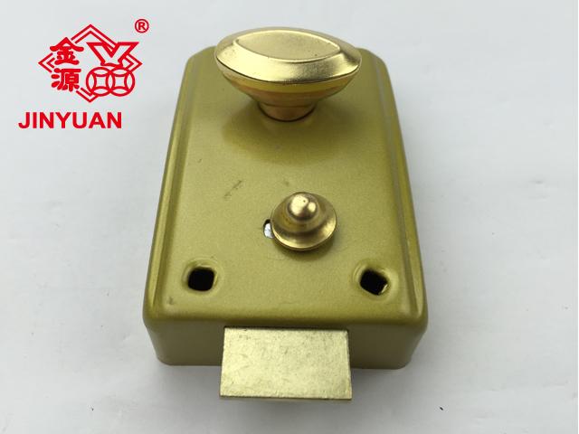 肇慶門鎖價格-哪里供應的708金色門鎖02靠譜