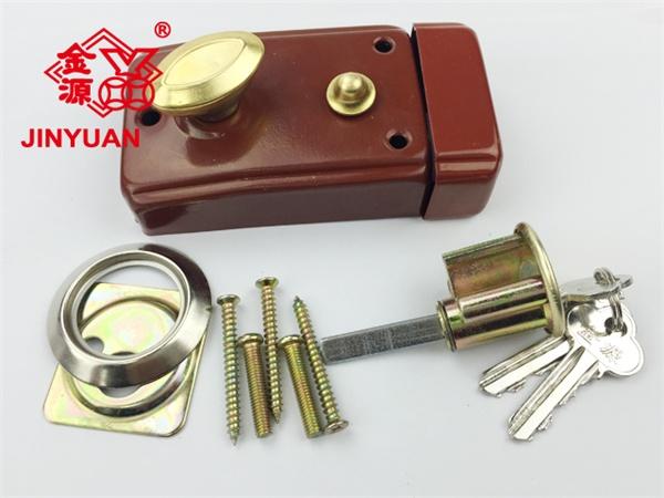肇慶木門鎖廠家價格 肇慶區域質量硬的708門鎖