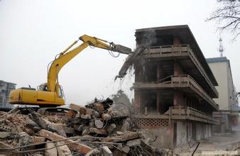 信誉好的活动板房回收公司推荐_成都房屋拆除