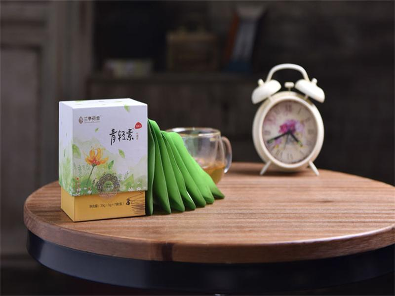 武汉法兰姿有限公司专业供应价格公道的法兰姿青轻素瘦身茶 青轻素决明子荷叶茶动态