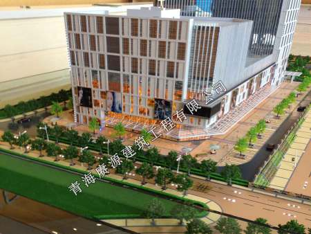青海沙盤模型在建筑中有哪些作用