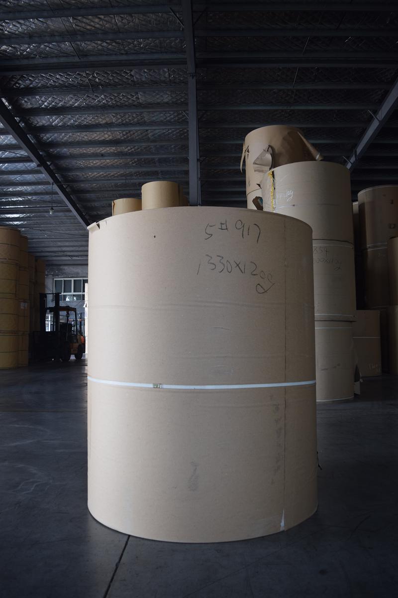 山东笔记本用的牛皮纸生产厂家