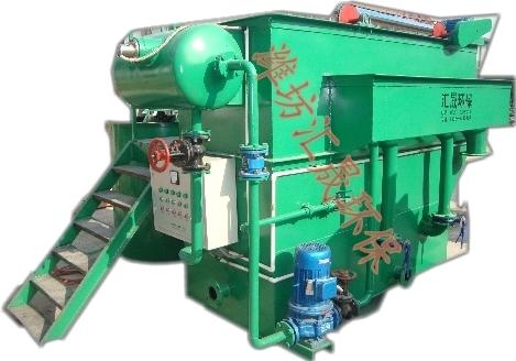 溶气气浮机在天冷时操作需要注意的事项