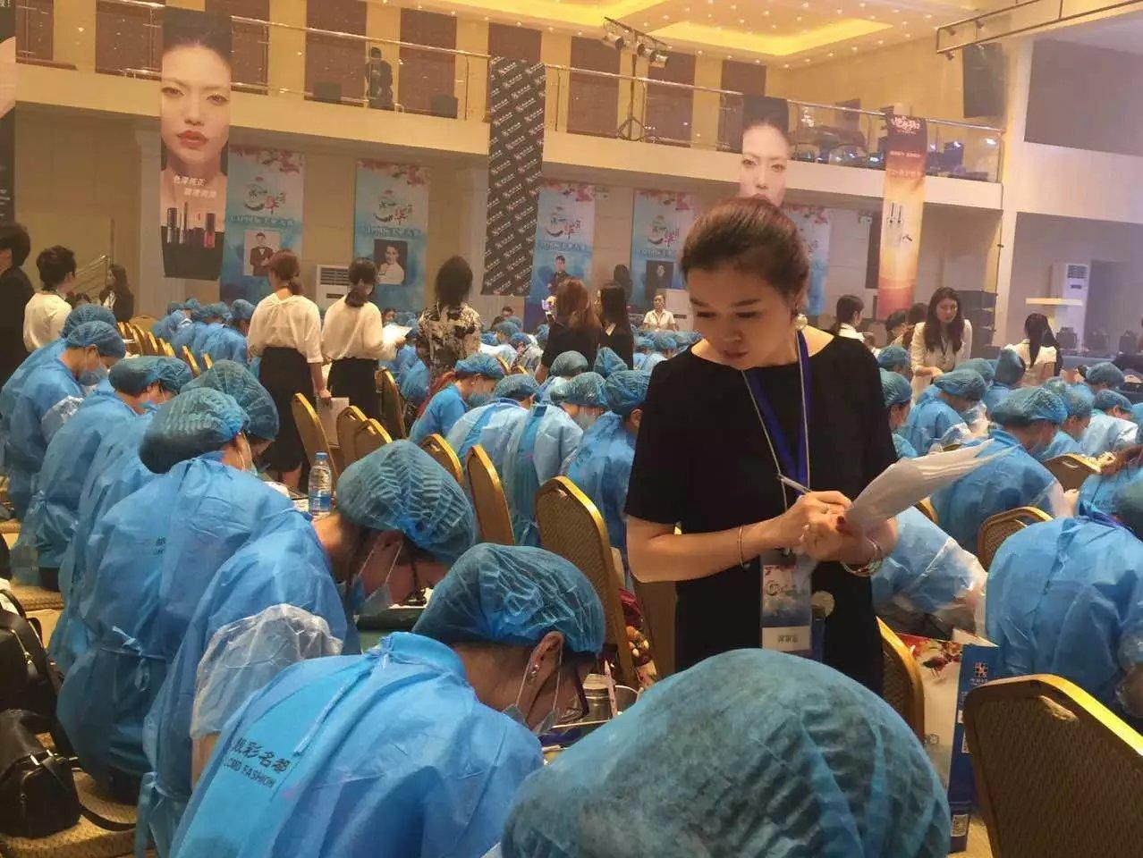 信誉良好的乐山化妆 研修班就在西美美妆咨询_乐山职业化妆培训学校