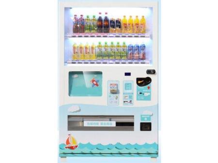 南平自动无人货柜饮料机厂家价格