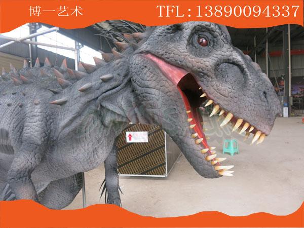 新恐龙表演服