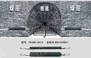 平煤水压式封孔器安全耐用