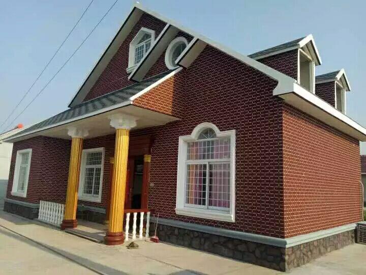 蒙古包材料/海容模块/EPS模块建房/建筑材料/别墅建筑