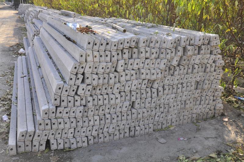【認準新運888】壽光葡萄架立柱+建房用廈子板+水泥過梁廠家