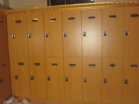 對各種材質更衣柜的介紹和分析