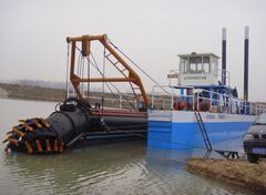 铲斗挖泥船厂家-性价比高的挖泥船在哪可以买到
