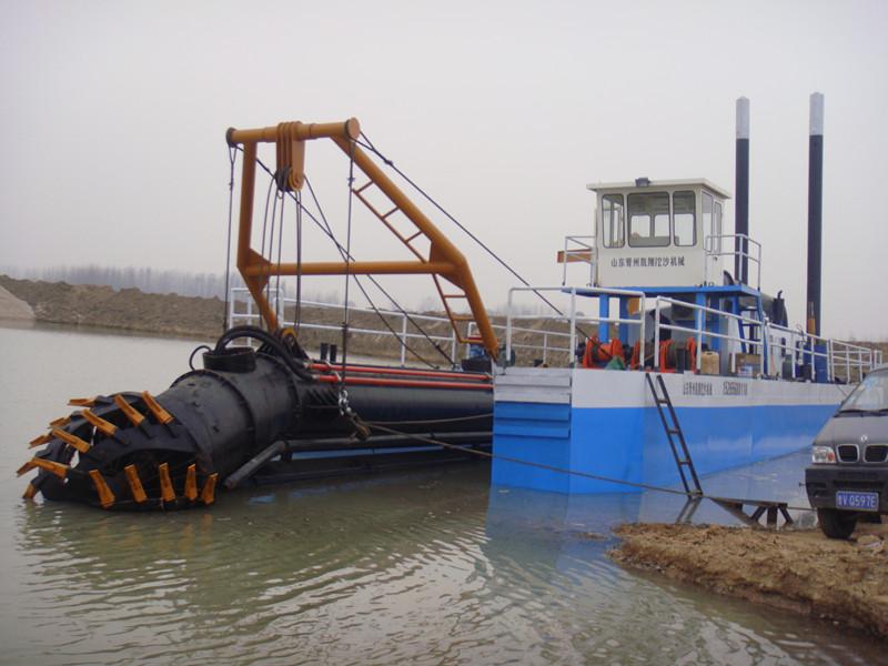 清淤船报价 山东好的清淤船供应