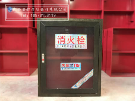 广西消防栓箱|华体会足球 专利钢制框华体会足球