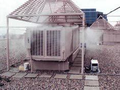 空调室外机降温