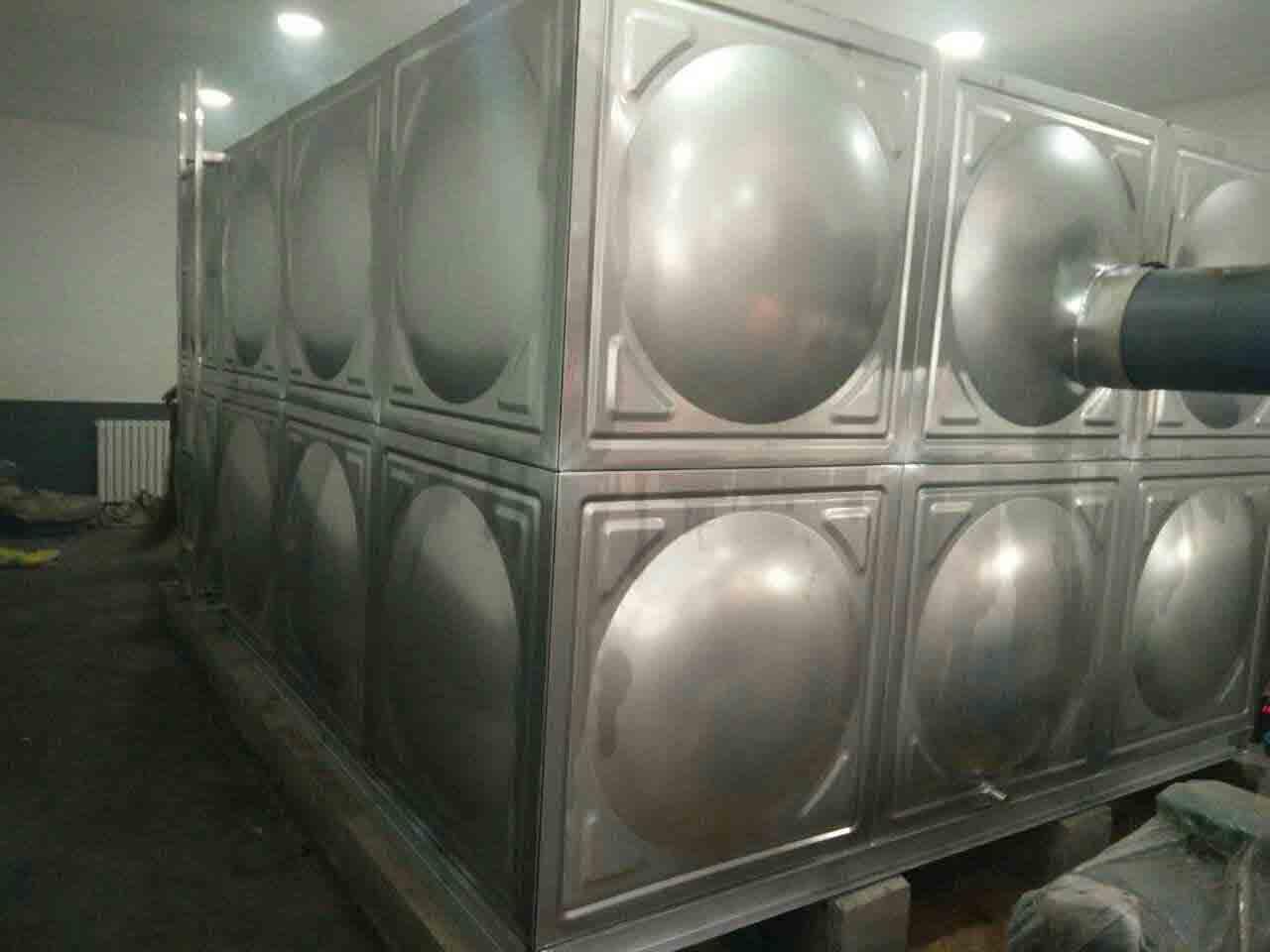 【论***当选山东三栋机电】威海SMC模压水箱价格+玻璃钢水箱