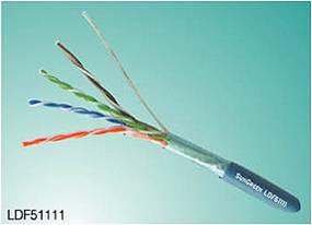 陕西优质的非屏蔽4对双绞线 价位合理的超五类 屏蔽 非屏蔽4对双绞线