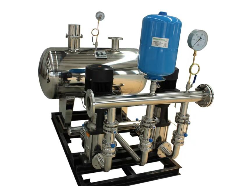 【行业标杆→山东三栋机电供水设备】山东昌乐智能恒压变频供水