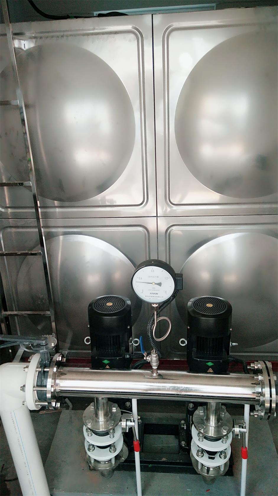 【】山东方形不锈钢水箱供应厂家【大气】潍坊方形组合式水箱