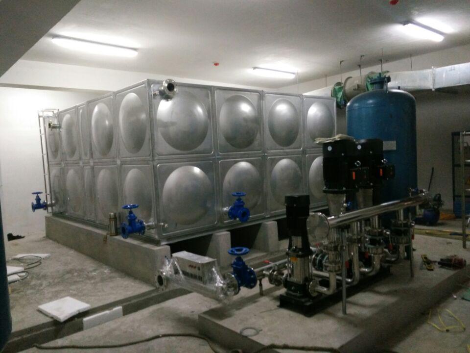 【省心】淄博双层保温水箱厂家 皱城双层保温水箱厂家