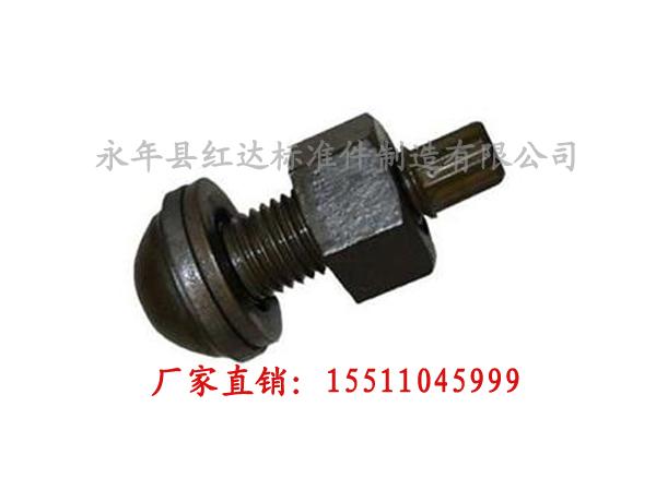 紧固件专家 标准钮剪大六角螺栓——河北钮剪大六角螺栓