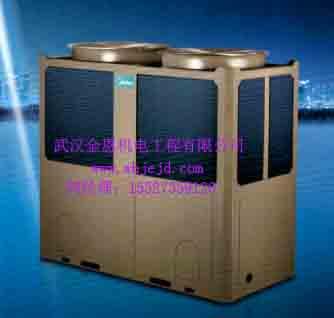 优质美的中央空调推荐——武汉美的别墅模块机