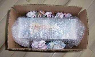 快遞箱當選雙凱紙制品,山海關快遞箱