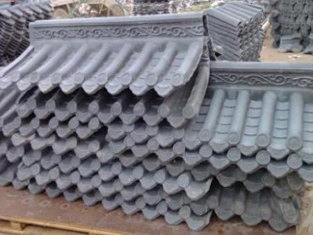 质量可靠的仿古瓦火热供应中 锦州仿古瓦