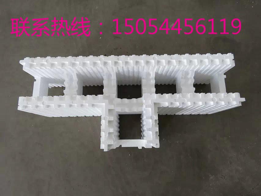 河北地区 厂家直销 海容eps模块 用泡沫建房子 冬暖夏凉