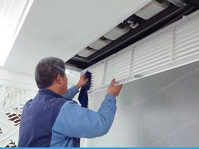 中央空調清洗,保養_蘭州商用空調維保選興科力-多年從業經驗