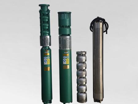沈陽深井潛水泵的工作原理和使用方法