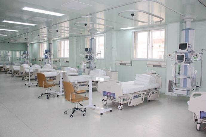 25医药ICU净化工程