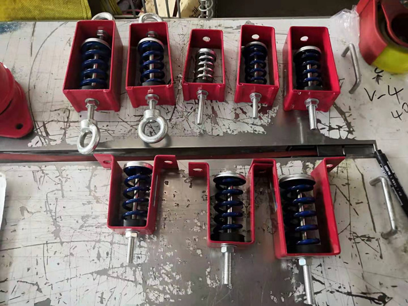 XHS系列吊式彈簧減振器